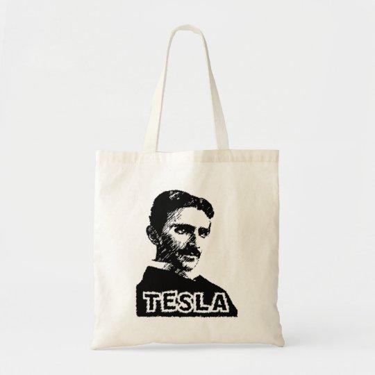 Tesla Buzz Tote Bag