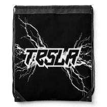 Tesla Drawstring Bag