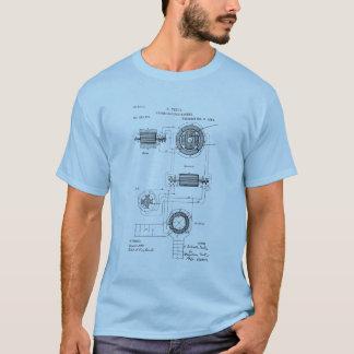 Tesla dynamo electric machine #1 T-Shirt