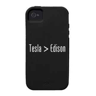 Tesla > Edison Case For The iPhone 4