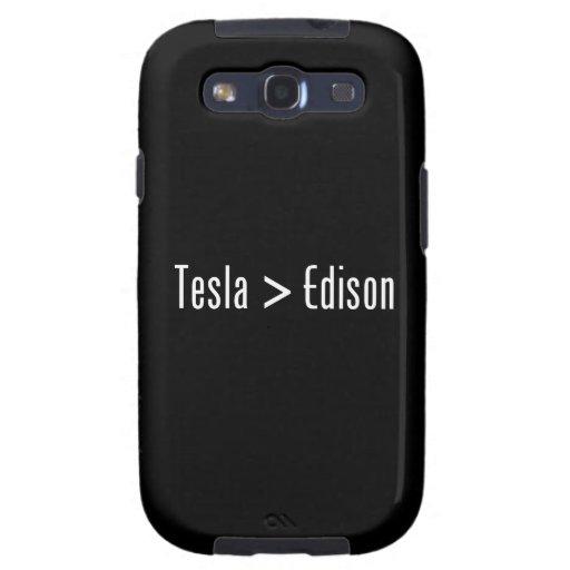 Tesla > Edison Samsung Galaxy SIII Case