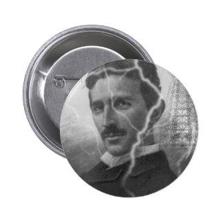 Tesla, el hombre del relámpago pin