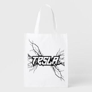 Tesla Grocery Bag