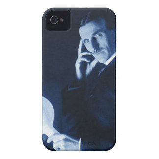 tesla iPhone 4 Case-Mate case