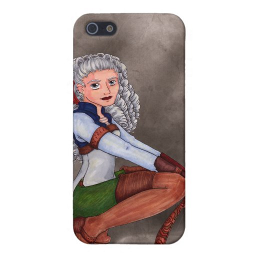 Tesla iPhone 5 Cover