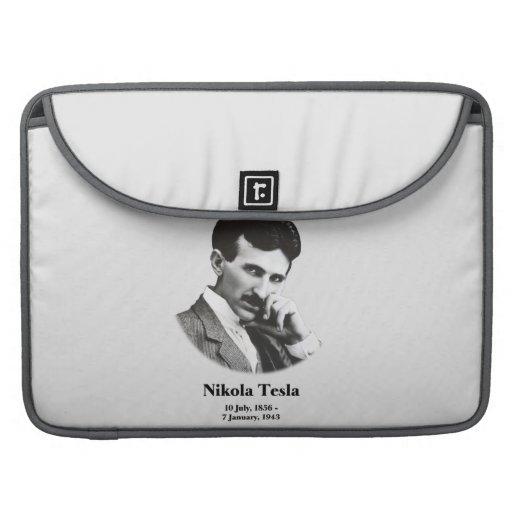 Tesla joven funda para macbooks