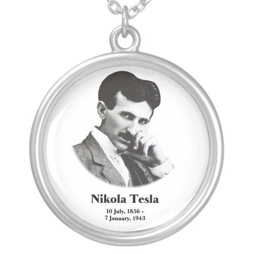 Tesla joven grímpola