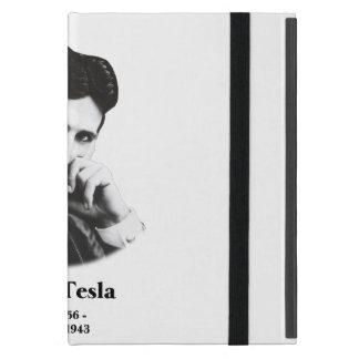 Tesla joven iPad mini carcasas