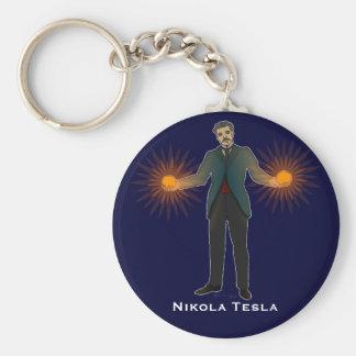 Tesla, llavero