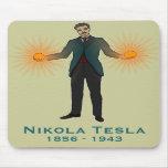 Tesla, mousepad tapete de ratón