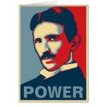 Tesla Power Card