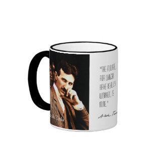 Tesla Ringer Mug