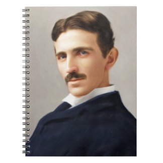 Tesla Spiral Note Books