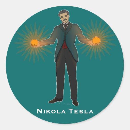 Tesla, stickers