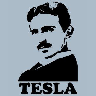 Tesla T-Shirt shirt