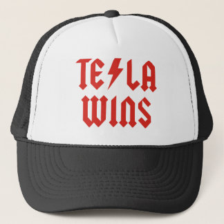 Tesla Trucker Hat