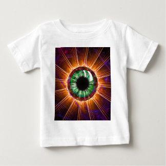 Tesla's Other Eye Fractal Art Baby T-Shirt