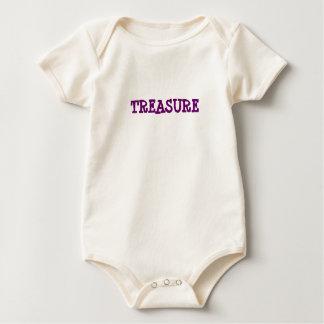 Tesoro Body De Bebé