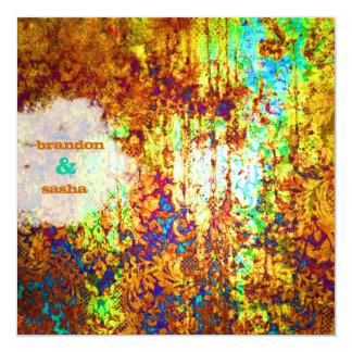 Tesoro hundido el | de la CROMATOGRAFÍA GASEOSA el Invitación 13,3 Cm X 13,3cm