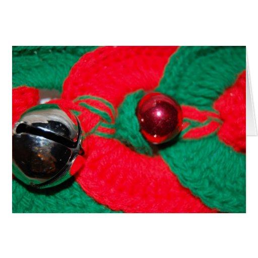 Tesoros del navidad tarjetas
