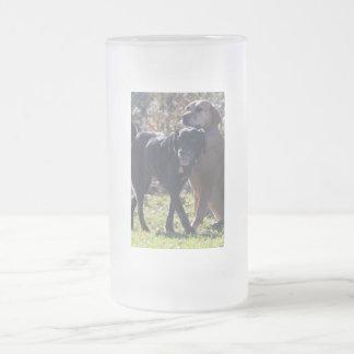Tess - Labrador - Priscilla Photo-2 Coffee Mug