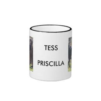 Tess - Labrador - Priscilla Photo-2 Taza