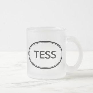Tess Coffee Mugs
