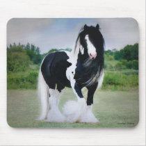 """Tessa"" Horse Mousepad"