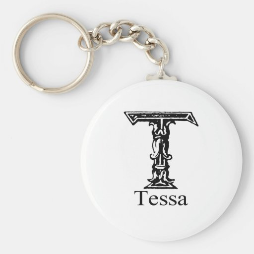 Tessa Keychain