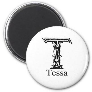 Tessa Magnet
