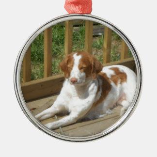 Tessa my little puppy christmas ornaments