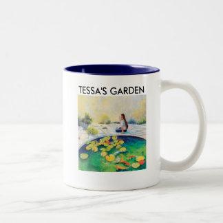 TESSA'S GARDEN - mug