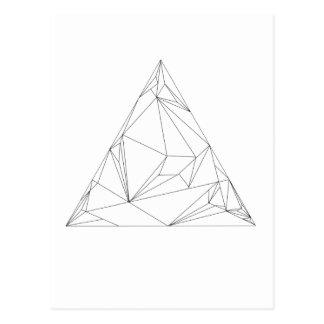 Tessellate Postcard