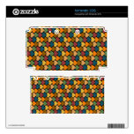 Tessellated Heart Pattern Design Skins For Nintendo 3DS