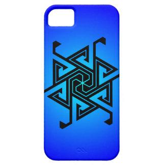 Tessellating Futuristic Snakes Tattoo iPhone SE/5/5s Case
