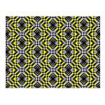 Tessellation 343 B Lg Any Color Postcard