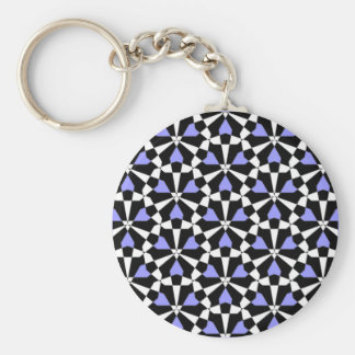 Tessellation 39 A Lg Any Color Keychain