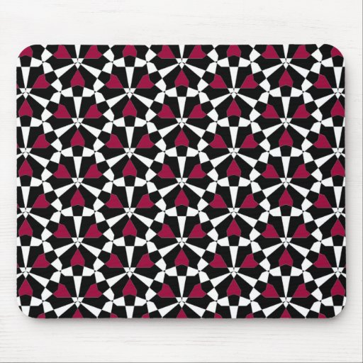 Tessellation 39 LG cualquier cojín de ratón del co Alfombrilla De Ratones