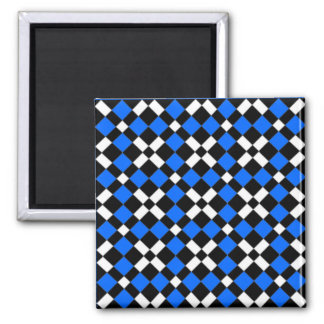 Tessellation 443 A  Lg Any Color Magnet