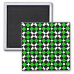 Tessellation 443 LG cualquier imán del color