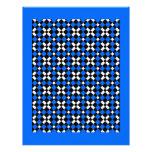 Tessellation 443 LG cualquier papel del libro de r Membrete Personalizado