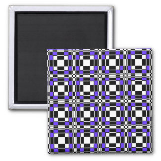 Tessellation 44 E Lg Any Color Magnet