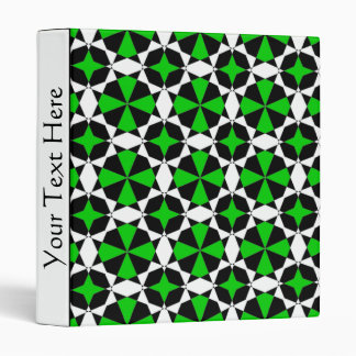 Tessellation 483 A  Lg Any Color Binder