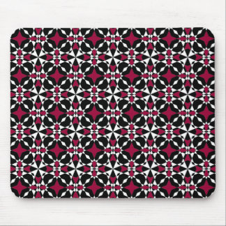 Tessellation 48 Lg Any Color Mouse Pad