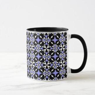 Tessellation 48 Lg Any Color Mug