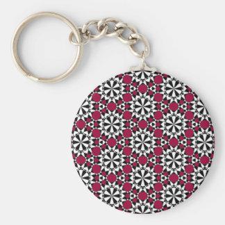 Tessellation 6122 LG cualquier llavero del color
