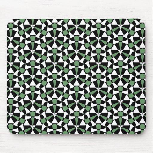 Tessellation 639 LG cualquier cojín de ratón del c Alfombrilla De Raton