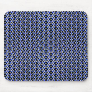Tessellation 639 Sm Any Color Mouse Pad