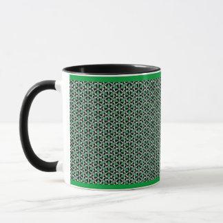 Tessellation 639 Sm Any Color Mug