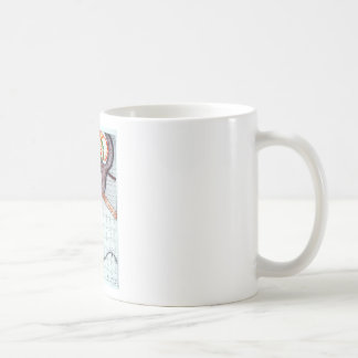 tessellation and surrealism 1 coffee mug